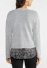 Plus Size Skimmer Cardigan Sweater alternate view