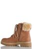 Wide Width Fur Cuff Hiker Boot alternate view