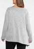 Plus Size Merry Christmas Graphic Top alternate view