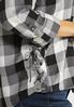 Plaid Lace Up Shirt alt view