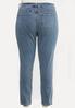 Plus Petite Curvy Jeans alternate view
