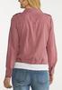 Plus Size Rose Utility Jacket alternate view