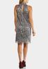 Shimmery Leopard Dress alternate view
