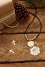 Engraved Inspirational Cord Necklace alt view