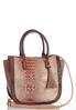 Multi Tone Cros Satchel alt view