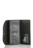 Tri- Tone Croc Wallet alt view
