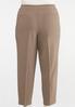 Plus Size Slim Utility Pants alternate view