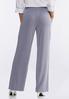 Petite Stripe Knit Pants alternate view