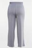 Plus Size Stripe Knit Pants alternate view