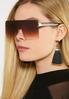 Ombre Shield Sunglasses alternate view