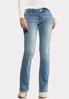 Petite Cross Pocket Jeans alternate view
