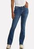 Petite Sequin Embellished Pocket Jeans alternate view