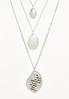 Layered Inspirational Necklace alt view
