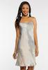 Watercolor Slip Dress Set alt view