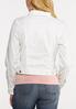 White Denim Jacket alternate view
