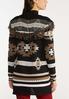 Aztec Cardigan Sweater alternate view