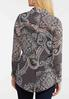 Blush Paisley Tunic alternate view