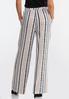 Neutral Striped Pants alternate view
