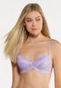 Lavender Gray Bra Set alt view