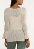 Relaxed Bell Sleeve Sweater alternate view