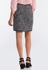 Tweed Skirt alternate view