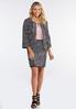 Tweed Skirt alt view