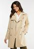 Belted Trench Coat alt view
