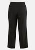Plus Extended Curvy Shape Enhancing Trousers alternate view