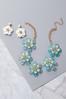 Brilliant Blossom Earrings alternate view