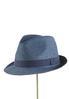 Denim Fedora Hat alternate view