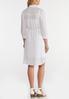 White Shirt Dress alternate view