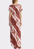 Petite Tie Dye Maxi Dress alternate view