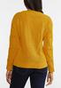 Gold Chenille Sweater alternate view