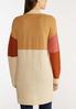 Colorblock Cardigan Sweater alternate view