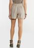 Stripe Linen Shorts alternate view