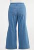 Plus Petite Stitched Trouser Jeans alternate view