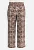 Plus Size Moroccan Tie Palazzo Pants alternate view