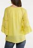 Plus Size Convertible Poet Top alternate view