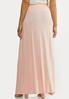Pale Blush Maxi Skirt alternate view