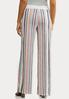 Petite Faded Rainbow Stripe Pants alternate view