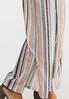 Petite Faded Rainbow Stripe Pants alt view