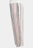 Plus Petite Faded Rainbow Stripe Pants alt view