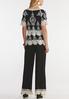 Plus Size Crochet Lace Coordinating Set alternate view