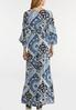 Patchwork Paisley Maxi Dress alternate view