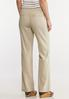 Drawstring Linen Pants alternate view