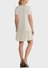 Flounced Linen Swing Dress alternate view