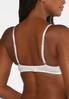 Plus Size Lacy Back Bra Set alt view