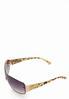 Leopard Arm Shield Sunglasses alt view