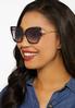 Geo Cateye Sunglasses alternate view