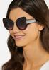 Wide Frame Cateye Sunglasses alternate view